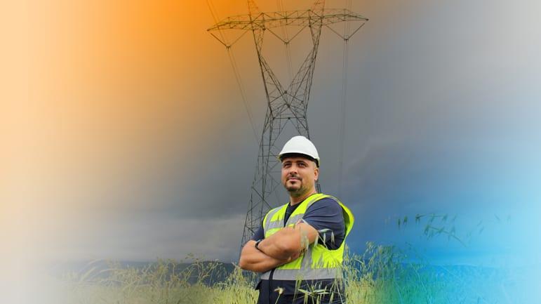 Utility Line Worker
